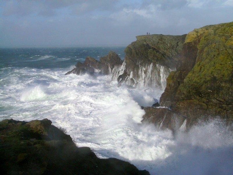 Groix, Bretagne, Océan, Île