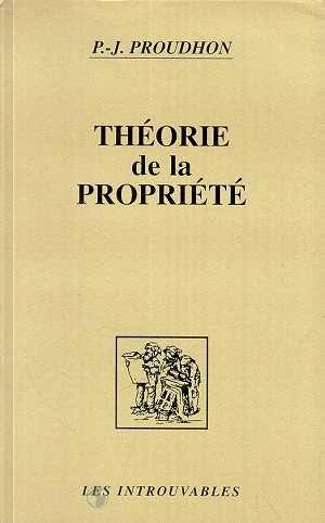 proudhon,propriété,économie,politique,subsidiarité,localisme,exploitation