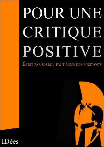 pour une critique positive,aristocratie,révolution,nationalisme,europe