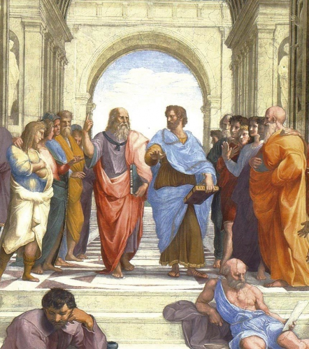 classicisme,philosophie,renaissance,peinture,raphaël,transmission